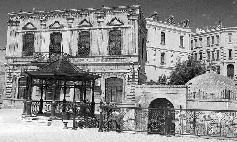 Streets, Buildings, Baku, Azerbaijan