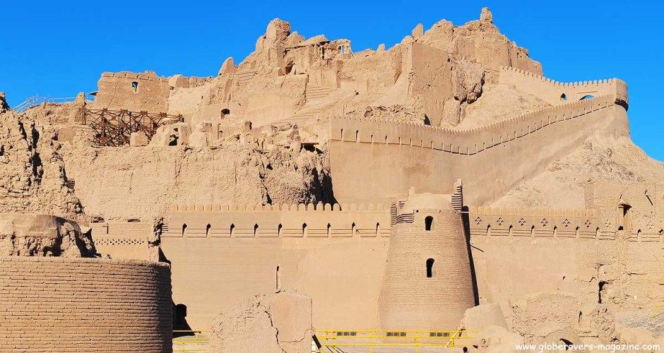 Arg-e Bam (citadel), Bam, Iran