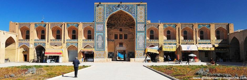 Ganjalikhān Square, Kerman, IRAN