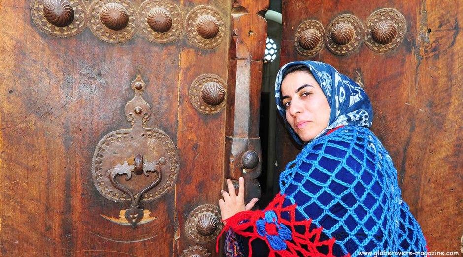 Khan-e Tabatabei Historical House, Kashan, IRAN