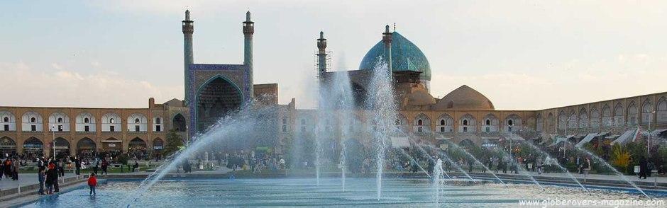 Imam Square, Esfahan, Iran
