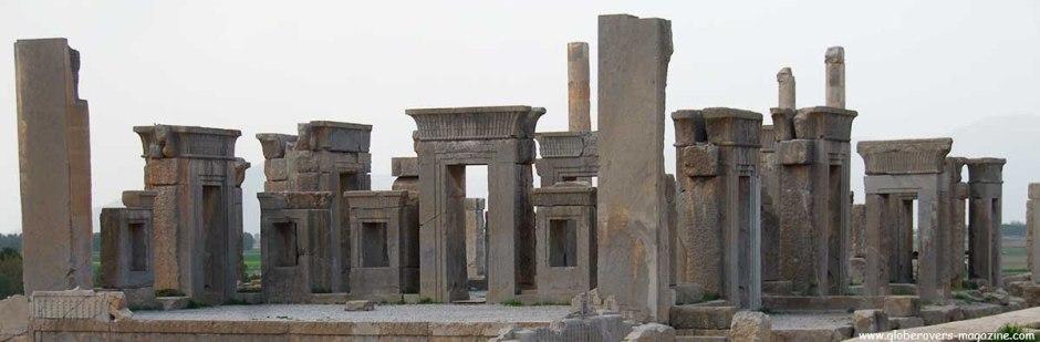 Palace of Darius I (Tachara Palace), Persepolis, Iran
