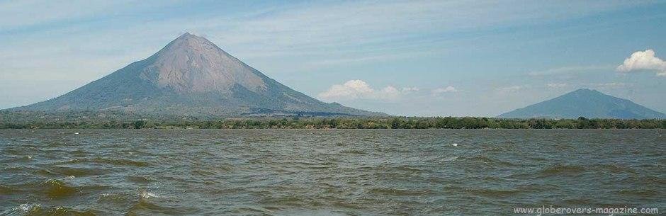 Volcán Concepción, Ometepe Island, Lake Nicaragua, Nicaragua