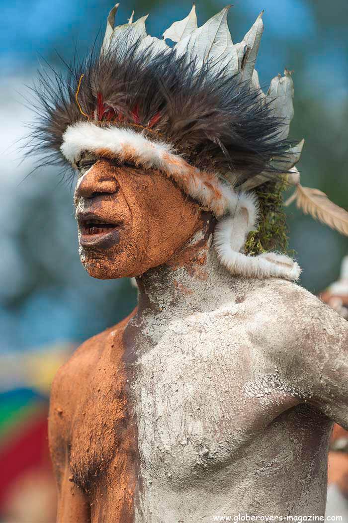 """419"" Unggai Singsing Group, Sambu, 2014 Goroka Festival, Papua New Guinea"