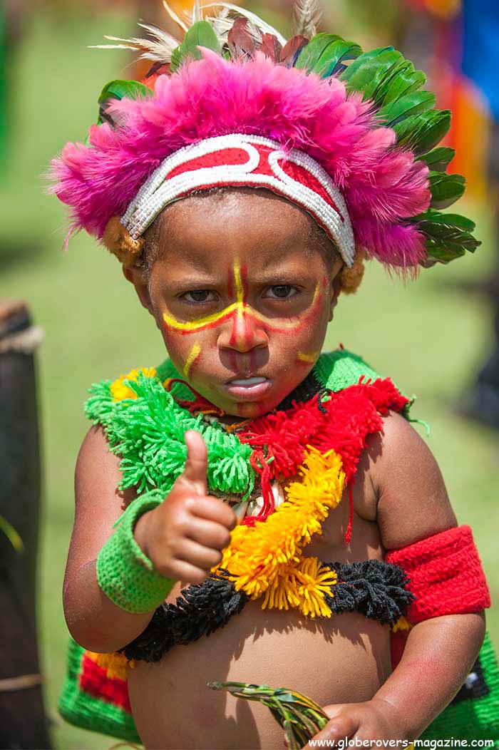 Mehiwaga Singsing Group, 2014 Goroka Festival, Papua New Guinea