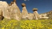 """Fairy Chimneys"", Near Çavusin, Cappadocia, Turkey"