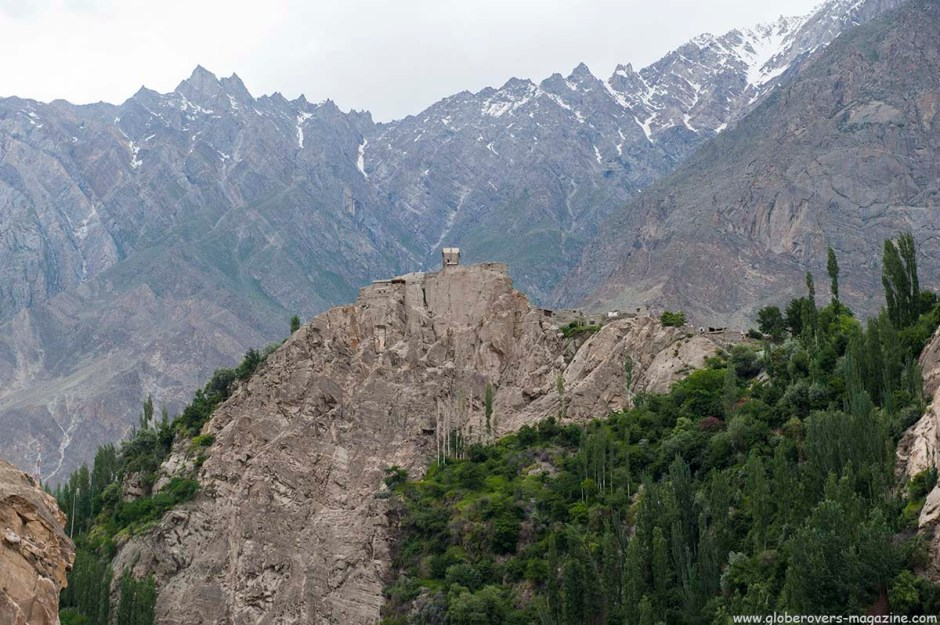 Altit Fort near Karimabad, Hunza Vallay, PAKISTAN