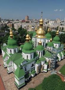 St. Sophia's Cathedral, Kiev, Ukraine