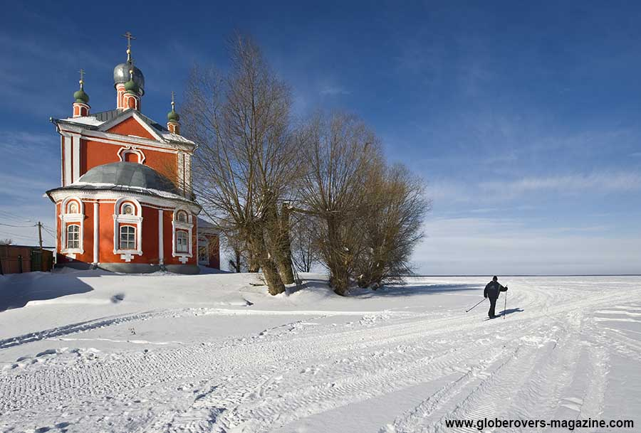 Church of the Forty Martyrs, Pereslavl-Zalessky,