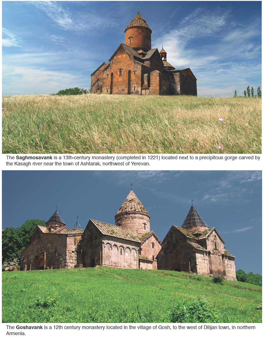 Armenia Monasteries - Globerovers Magazine