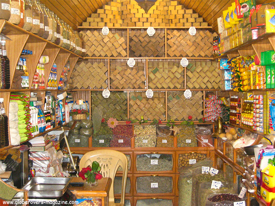 Al-Madina Souq (Aleppo's Great Bazaar), Aleppo, SYRIA