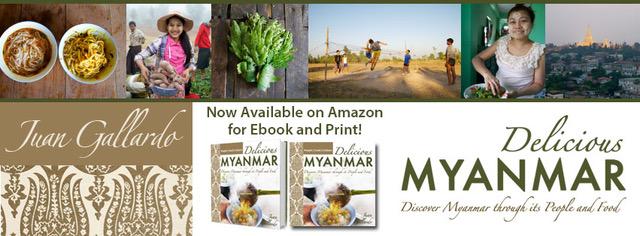cookbook, Yangon, Myanmar, Traveller, Interview