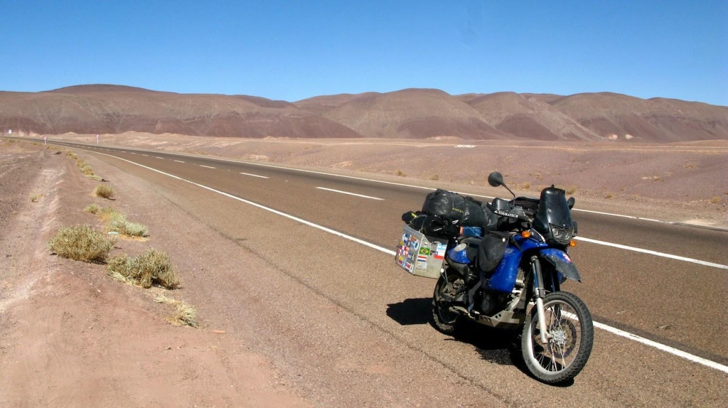Thierry Wilhelm Worldbiker Südamerika 64