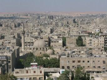Aleppo-Zitadelle Thierry Wilhelm