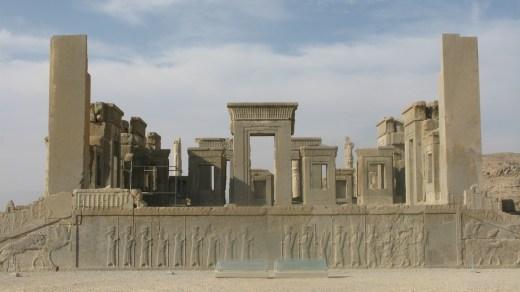 Persepolis Thierry Wilhelm