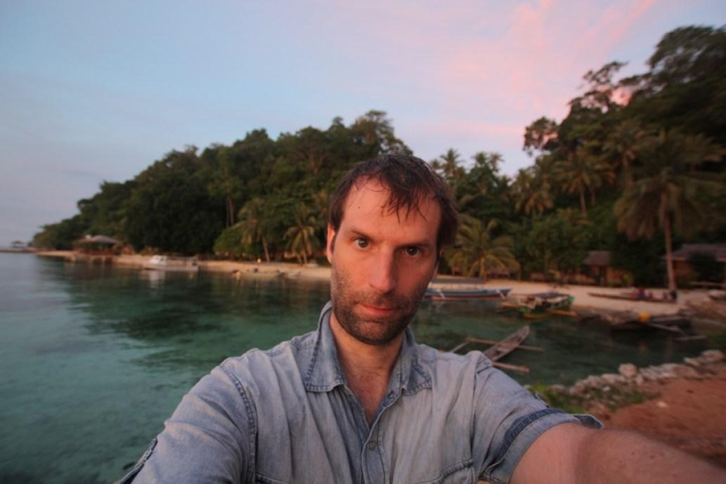 Oliver Zwahlen Selfie