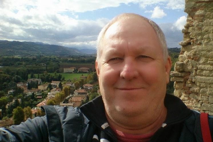 Udo Weisner Selfie