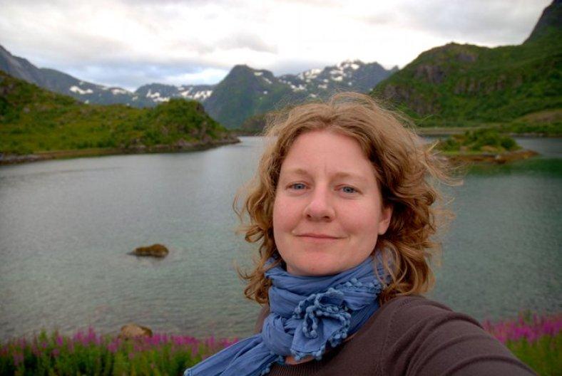 Sonya Schlenk Selfie
