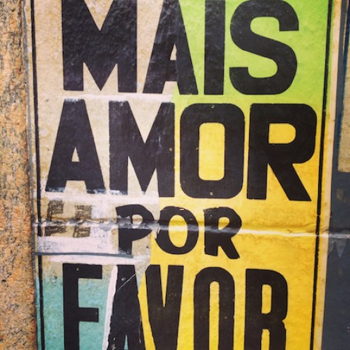 Rio de Janeiro Liebe