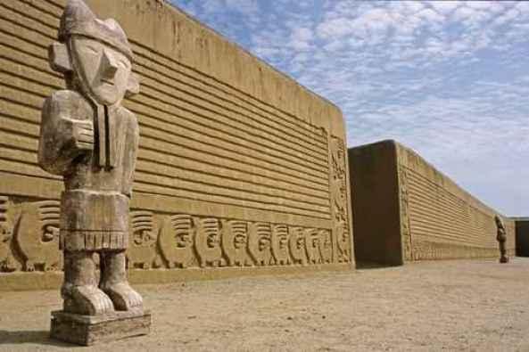 UNESCO Weltkulturerbe Chan Chan, Peru