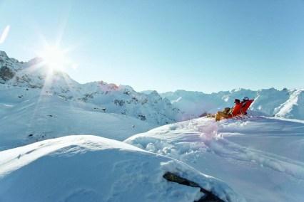 Winteraktivitäten Montafon