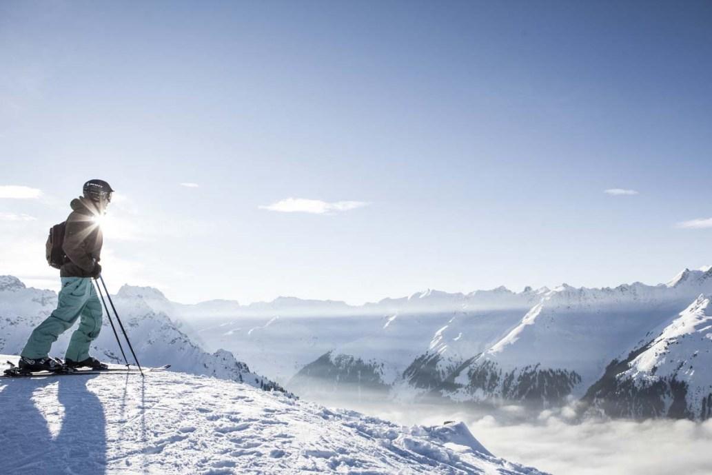 Winteraktivitäten Montafon Totale