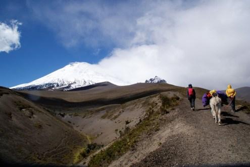 Fahrrad Weltreise Ecuador Bürkis