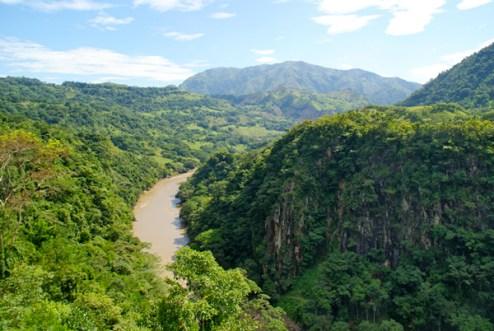 Fahrrad Weltreise Kolumbien Bürkis