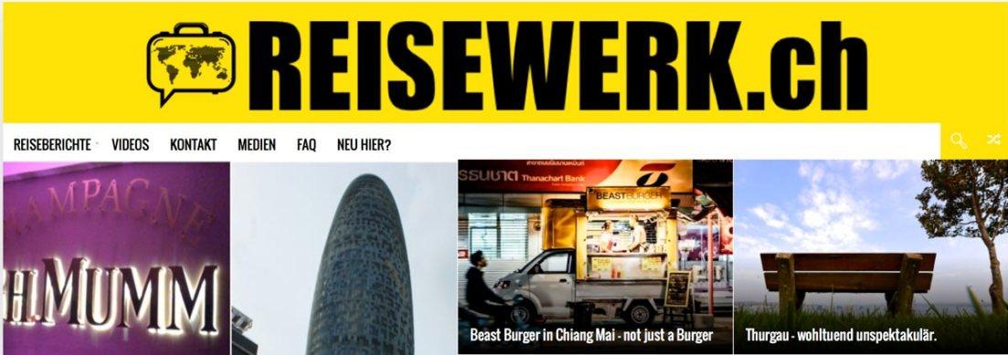 Top 10 Reiseblogs Schweiz Reisewerk