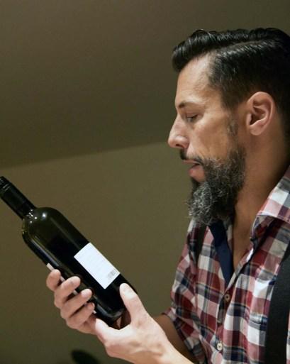 Wein Test Flaschenpost Olivier
