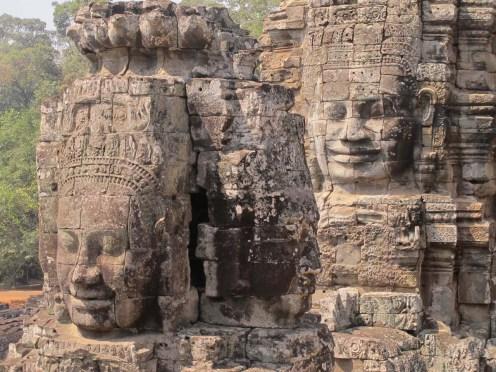 Kambodscha Angkor Wat Motorradreise Thierry Wilhelm
