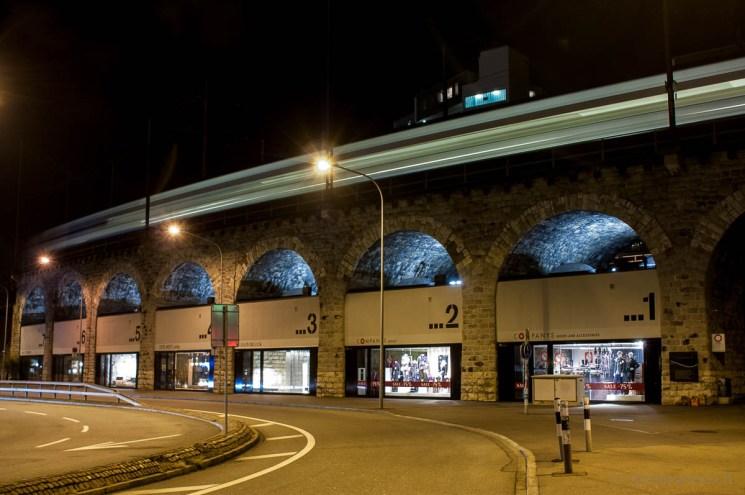 Viadukt S-Bahn Zürich