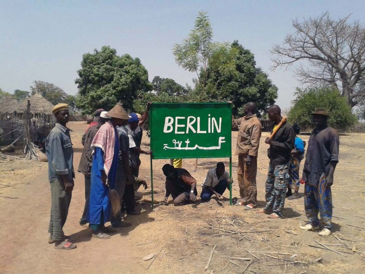 Wordwide Berlin Guinea