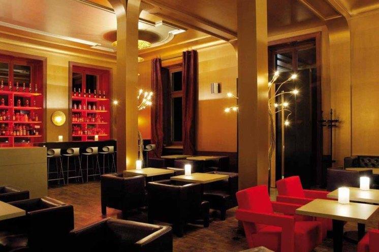 Hotelbar B21 Hotel Zürichberg