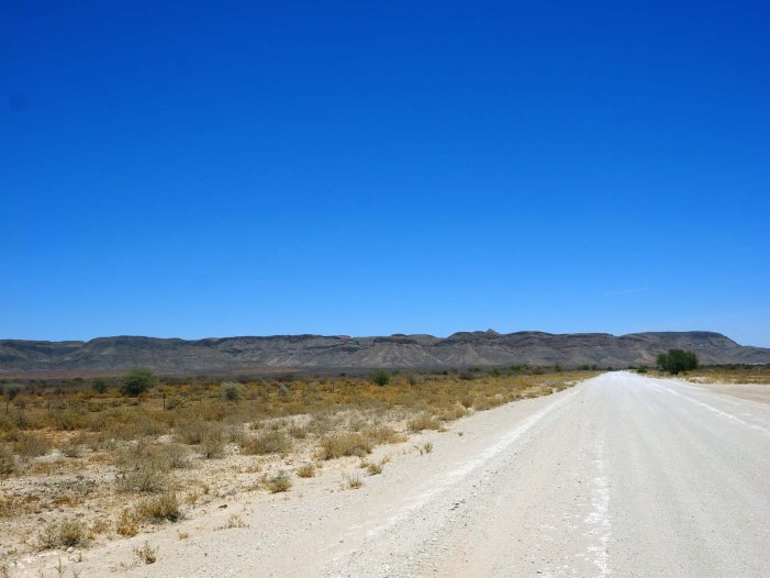 Namibia Puriy Strasse