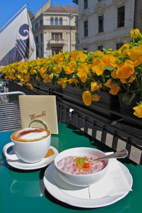 Café Honold Zürich Brunch