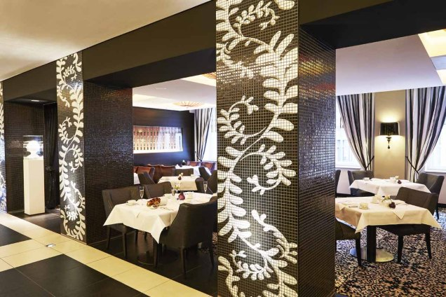Hotel Steigenberger Leipzig - Brasserie Le Grand - Hotel Restaurant