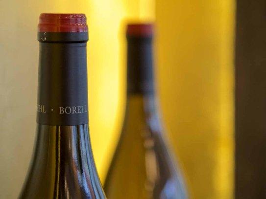 Deutsche Weinstrasse - Weingut Borell Diehl - Weinflaschen
