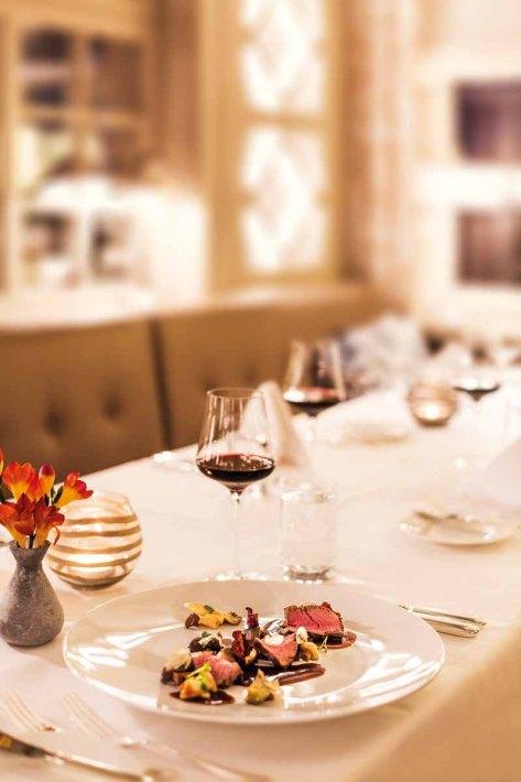 Hotel Severins Keitum Sylt - Restaurant Tipkens Essen und Wein