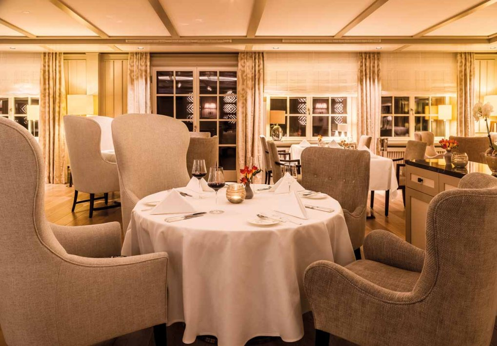 Hotel Severins Keitum Sylt - Restaurant Tipkens Saal