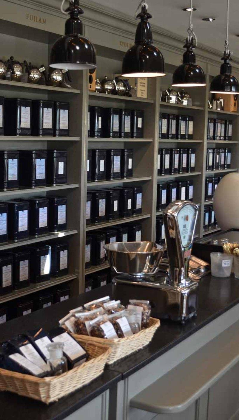 Sylt Aktivitäten Sehenswürdigkeiten - Teehaus Teekontor Keitum