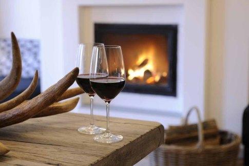 Tegernsee - Relais Chalet Wilhelmy - Feuer und Wein