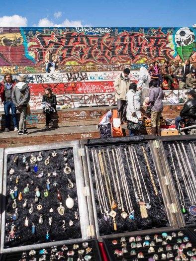 Flohmarkt im Schanzenviertel