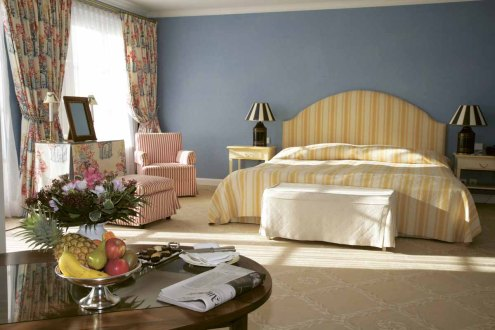 Wald & Schlosshotel Friedrichsruhe | GlobeSession | Reisemagazin
