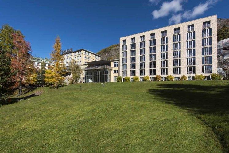 Wellness Hotel Saratz Engadin