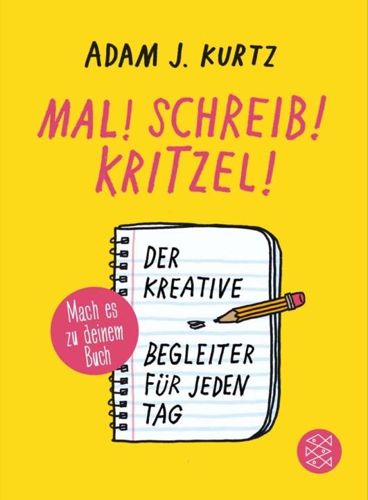 Buch-Schreib-Mal-Kritzel-Cover