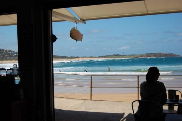 Beach-Shed-Aussicht