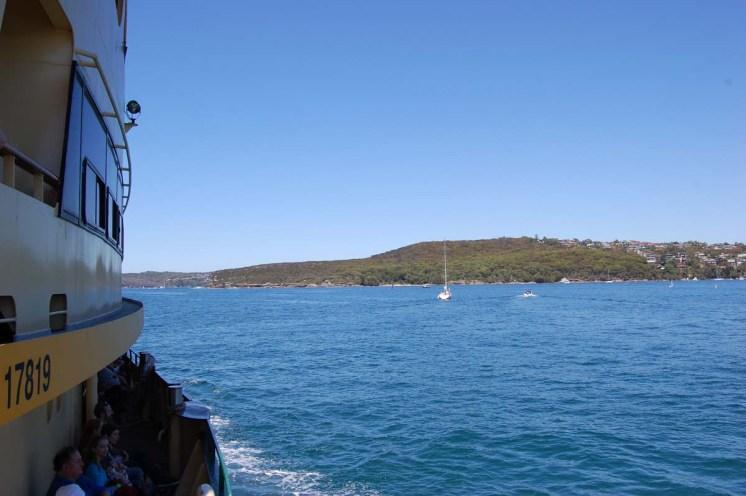 Sydney-Ferry-Ride