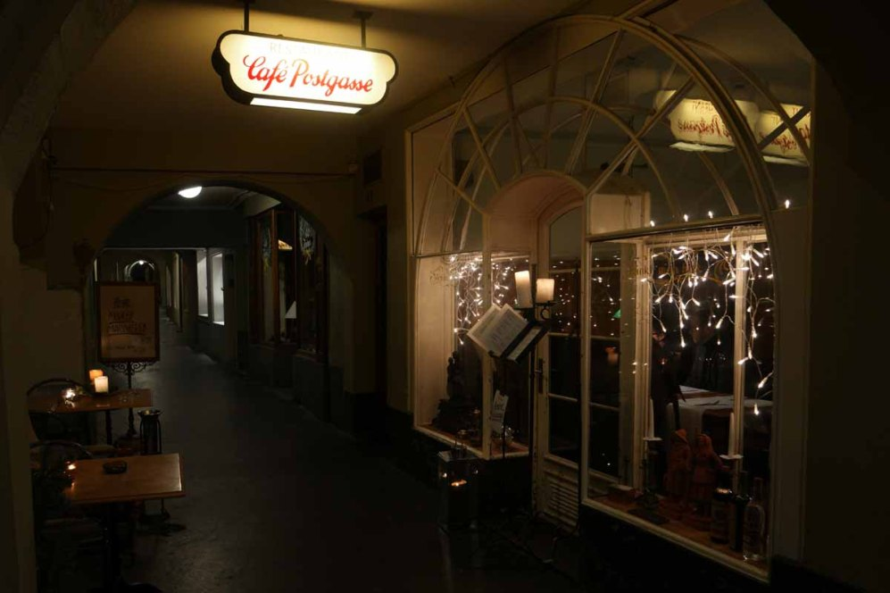 Café Postgasse Bern