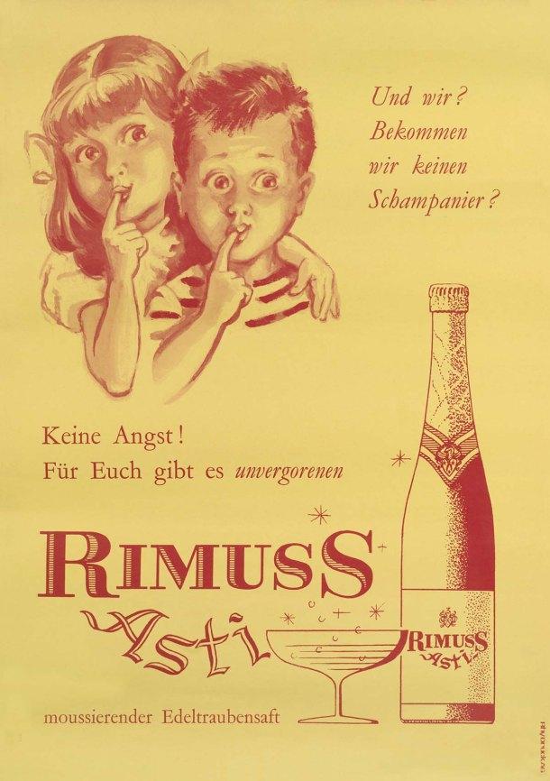 Kinder lieben Rimuss seit Generationen.